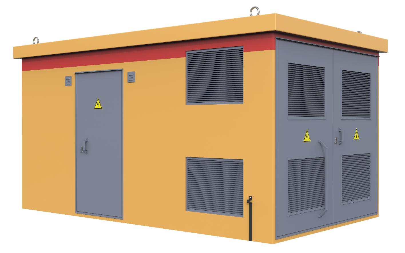 БКТП -  бетонные комплектная трансформаторная подстанция
